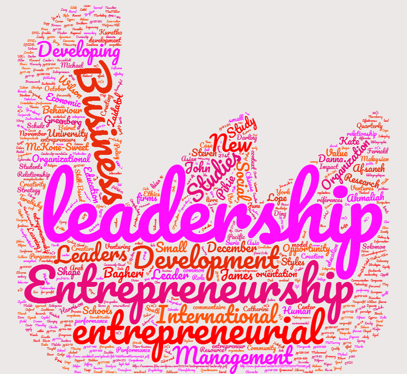 Leadership-entrepreneurial